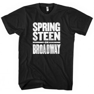 "Official Tshirt ""Springsteen on Broadway"""