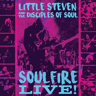 LITTLE STEVEN (+ SPRINGSTEEN) - SOULFIRE LIVE! (3CD)