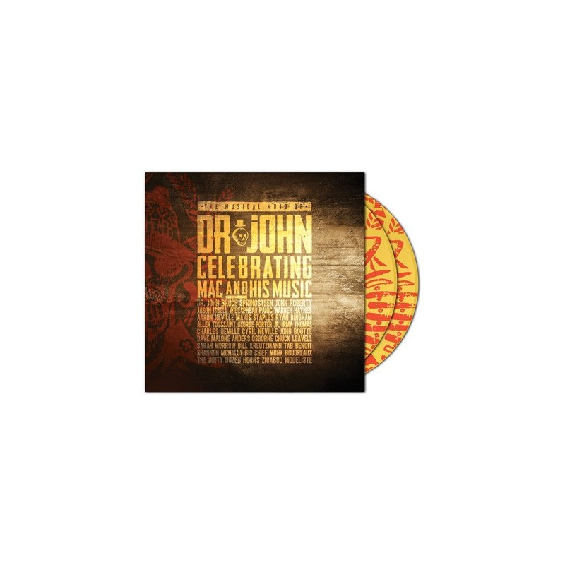 (2CD) THE MUSICAL MOJO OF DR.JOHN